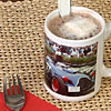 White Ceramic Photo Mug